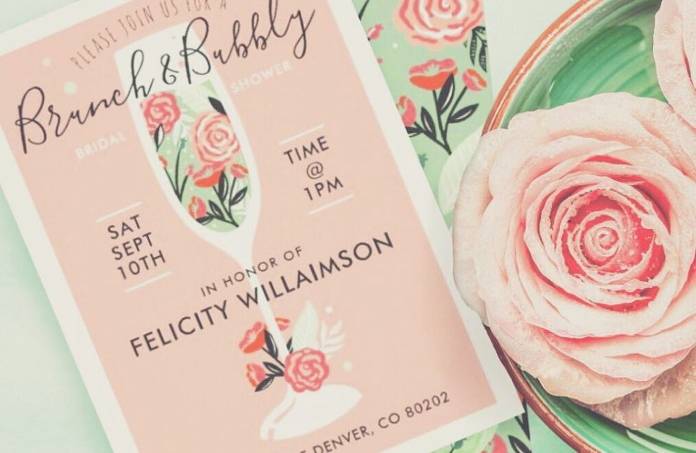 Bridal Shower Invitations – All You Need To Know