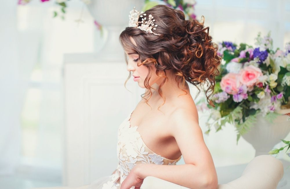 Wedding Hair Accessories and Headpieces for Bride