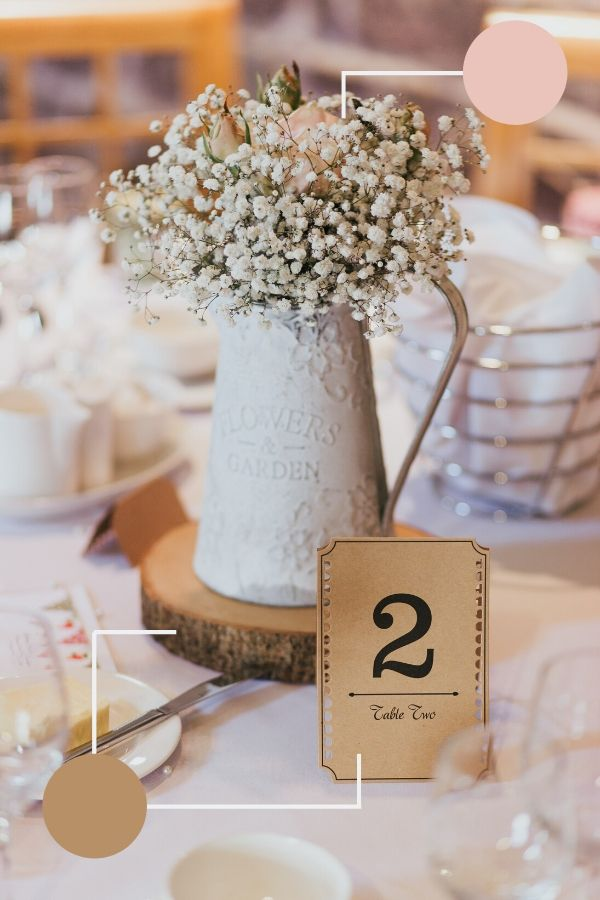 How to Decorate Tables for Your Wedding