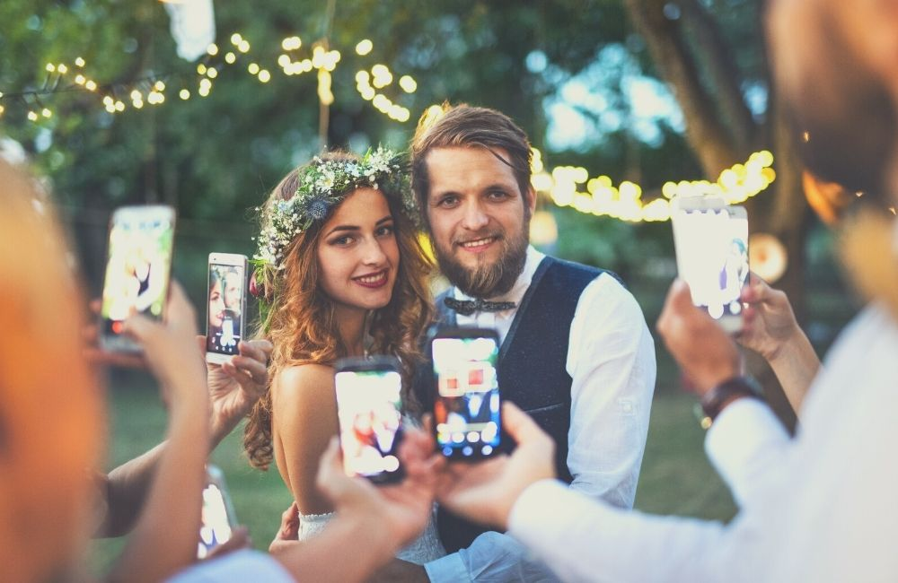10 of the Hottest Summer Wedding Trends of 2021