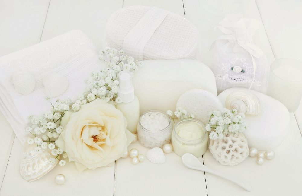 Spa Themed Bridal Shower Favors