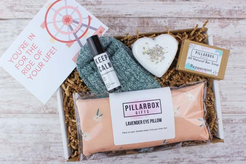 Bride-to-be Stress Relief Gift Box